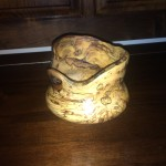 December 2014 Spalted Sweet Gum Bowl